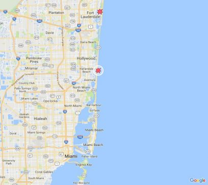 Man Bitten By Shark At Hallandale Beach Florida Tracking Sharks