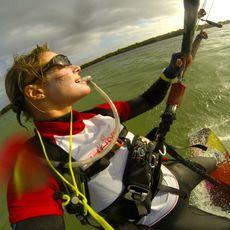 Kite the Reef