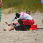 Shark Bite at Satellite Beach