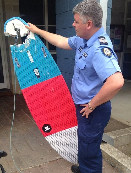 Laeticia_Brouwer_2017_fatal_shark_attack_australia_surf_board