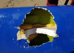 2018 shark attack bite Robberg Beach in Plettenberg Bay, South Africa NSRI