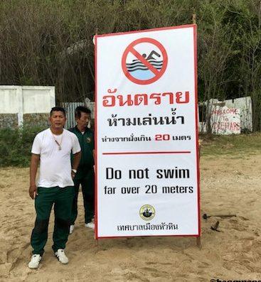 2018 shark attack bite_Werner Danielsen_Hua_Hin_Bangkok_Thailand_cover
